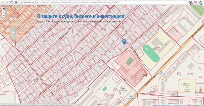 онлайн сервис поиска земельных участков